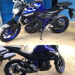 Yamaha MT 03 2020/2020 azul