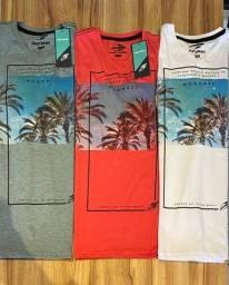 Camiseta Masculina Original Mormaii 100% algodão