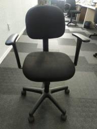 Cadeira Secretária com Rodinha 1001 Cadesul
