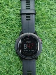 Garmin Fenix 5x Plus Sapphire Edition Relógio Sport Training