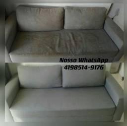 Lavagem e Limpeza de Colchão Sofás Tapetes