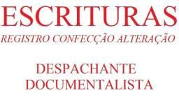 Escrituras Públicas: Todo Processo de Registro em Cartório. Todo Estado do RJ Experiência