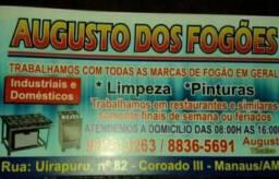 Augusto Dos fogões esta de volta consvisita gratuita.