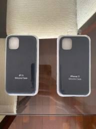 Case/capinha IPhone 11 novas