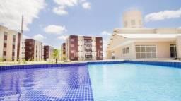 Apartamento com 2 dormitórios para alugar, 56 m²
