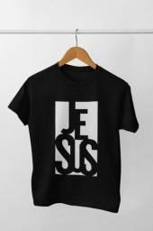 Camiseta Jesus Moda evangelica