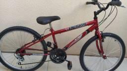 Bicicleta aro 24 - parcelo sem juros