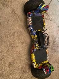 Hoverboard 8.5 polegadas off-road