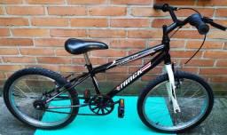 Bicicleta aro 20 novíssima