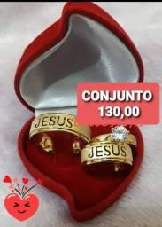 ALIANÇAS JESUS VASADO