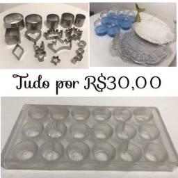 TUDO POR R$30,00