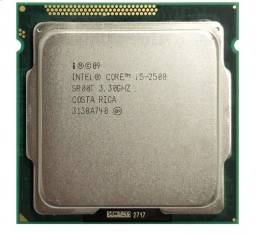 Processador Intel i5 2500 3.3GHZ Soquete 1155