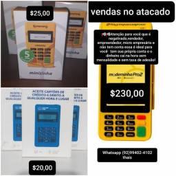Maquinas de cartão debito crédito