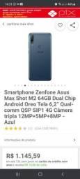 Vendo Asus Zenfone, Max plus.