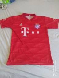 Camisa Bayern De Munique Adidas Masculina 19/20