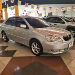 Vende-se Corolla XEi 1.8 automático 2003