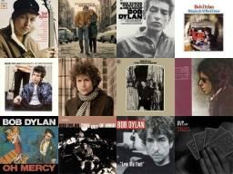 Bob Dylan Discografia Completa + Raridades Atualizada