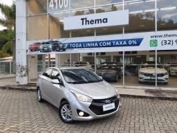 Hyundai - HB20S 1.6 Premium - 2015 - Automático -