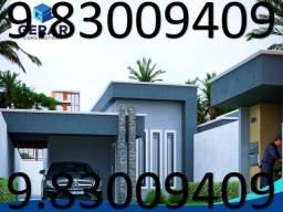 §U3Luxuosa Casa Em Construção Com 3 (Três) Quartos, Altos do Turú