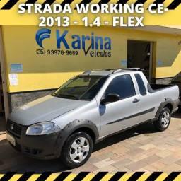 Strada Working CE - 2013 - 1.4 - Flex