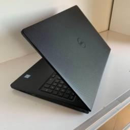 Notebook Dell i3 - Sexta Geração - 4gb de RAM - HD 1tb - Tela 15.6 - Dell Inspiron