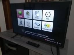 TV em perfeito estado.