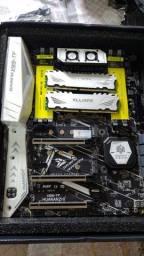 vendo e entrego Kit Gamer Xeon 2640v3 8/16 (comparado com i5 10º geração)