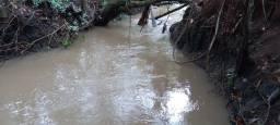 Chácara 1000m², Córrego, Escriturada, Setor Tainã - Aragoiânia.