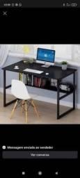 Mesa Escrivaninha com prateleira
