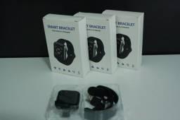 Smartwatch V6 novo