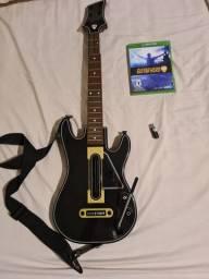 Kit Guitar Hero Live para Xbox One