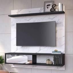Painel tv com espelho tv 60 polegadas