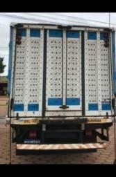 Vendo-se caminhão boiadeiro 8-160 ano 2014