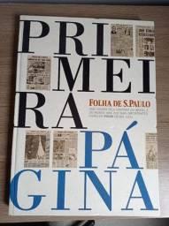 Primeira Página - Folha de São Paulo 5a. edição