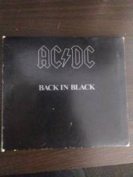 Cd Ac/Dc Back in Black Original