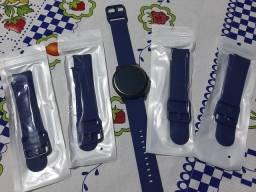 Pulseira de silicone para smart watch 22mm<br>