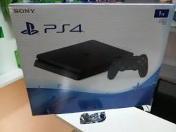 PS4 Slim 1000Gb,10x Sem Juros!