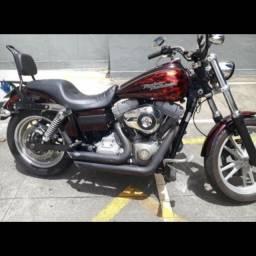 Extravagante Harley Dyna Super Glide FXD 2010 Periciada