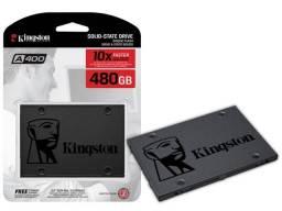 Hd SSD Kingston 480gb A400 Sata 3