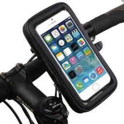Suporte de celular para bicicleta e moto