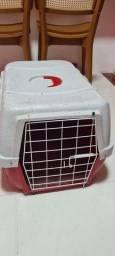 Caixa para transportar animais Clicknew N2 Vermelha