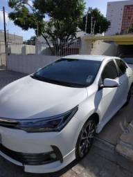Lindo Corolla Xrs - 2018
