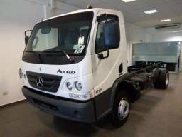 Mb Accelo 815 2017/2018 - 2017