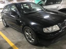 Vendo Audi A3 2004 muito conservado 1,8 turbo de fabrica cambio manual - 2004