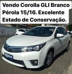 Corolla Gli Upper 2015/2016 - 2015