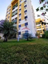 Apartamento com 2 dormitórios à venda, 50 m² por r$ 130.000,00 - santo antônio - mossoró/r
