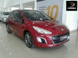 PEUGEOT 308 1.6 GRIFFE THP 16V GASOLINA 4P AUTOMÁTICO - 2014