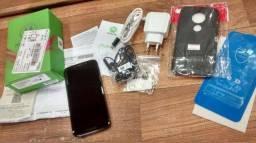 Moto G7 Play 32Gb Com caixa e nota