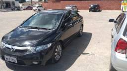 Honda Civic LXL 2011 AT com GNV - 2011