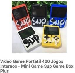 Mini Nintendo com 400 jogos